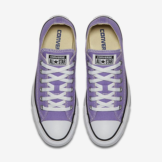 Womens Converse Blue Chuck Taylor All Star Ox Low Top Pioneer Blue 6ed11431e