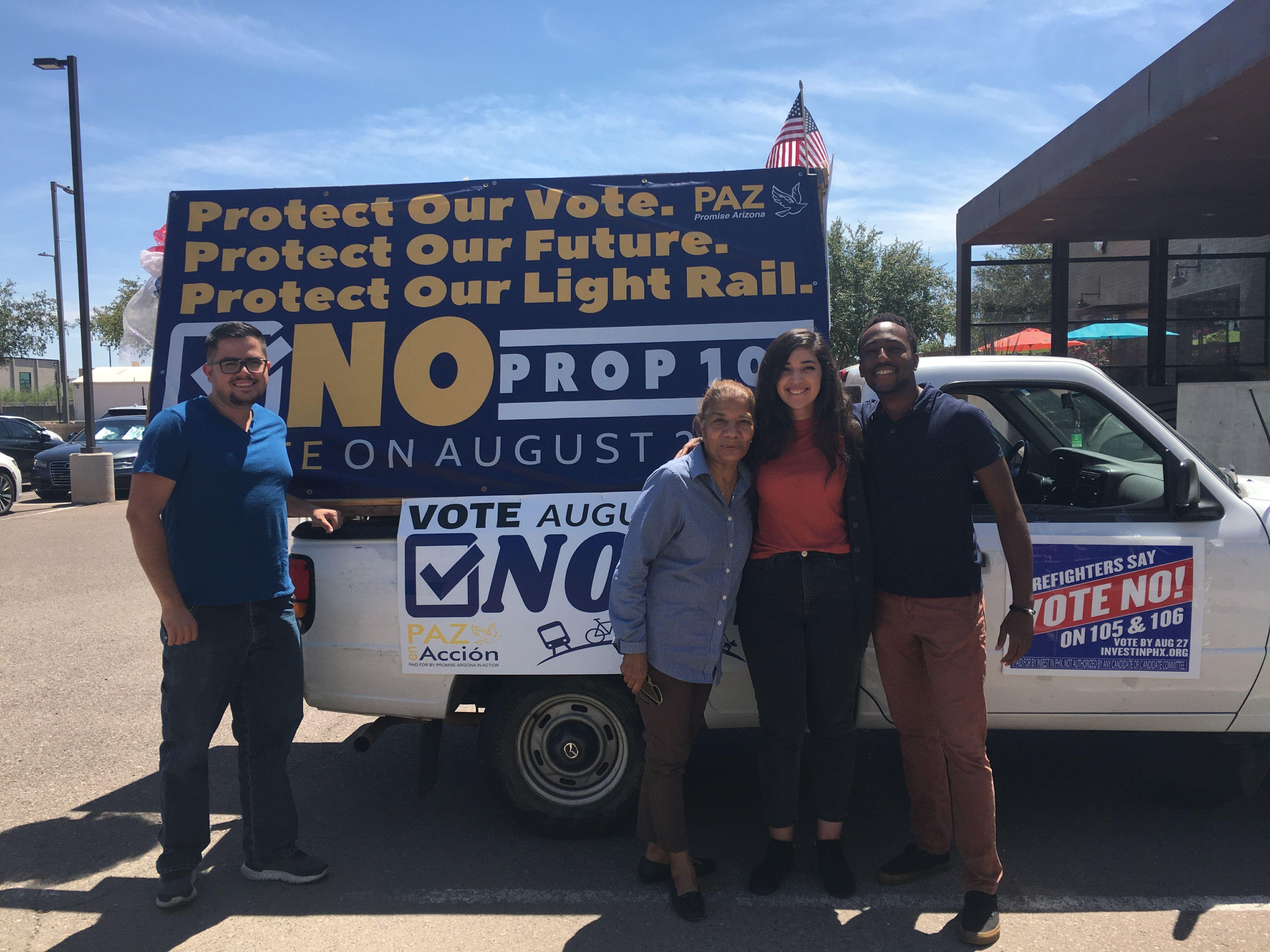 Promise Arizona is a new membership organization whose ...