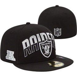 NEW Era 9 FIFTY Snapback Kids Cap-Oakland Raiders Nero