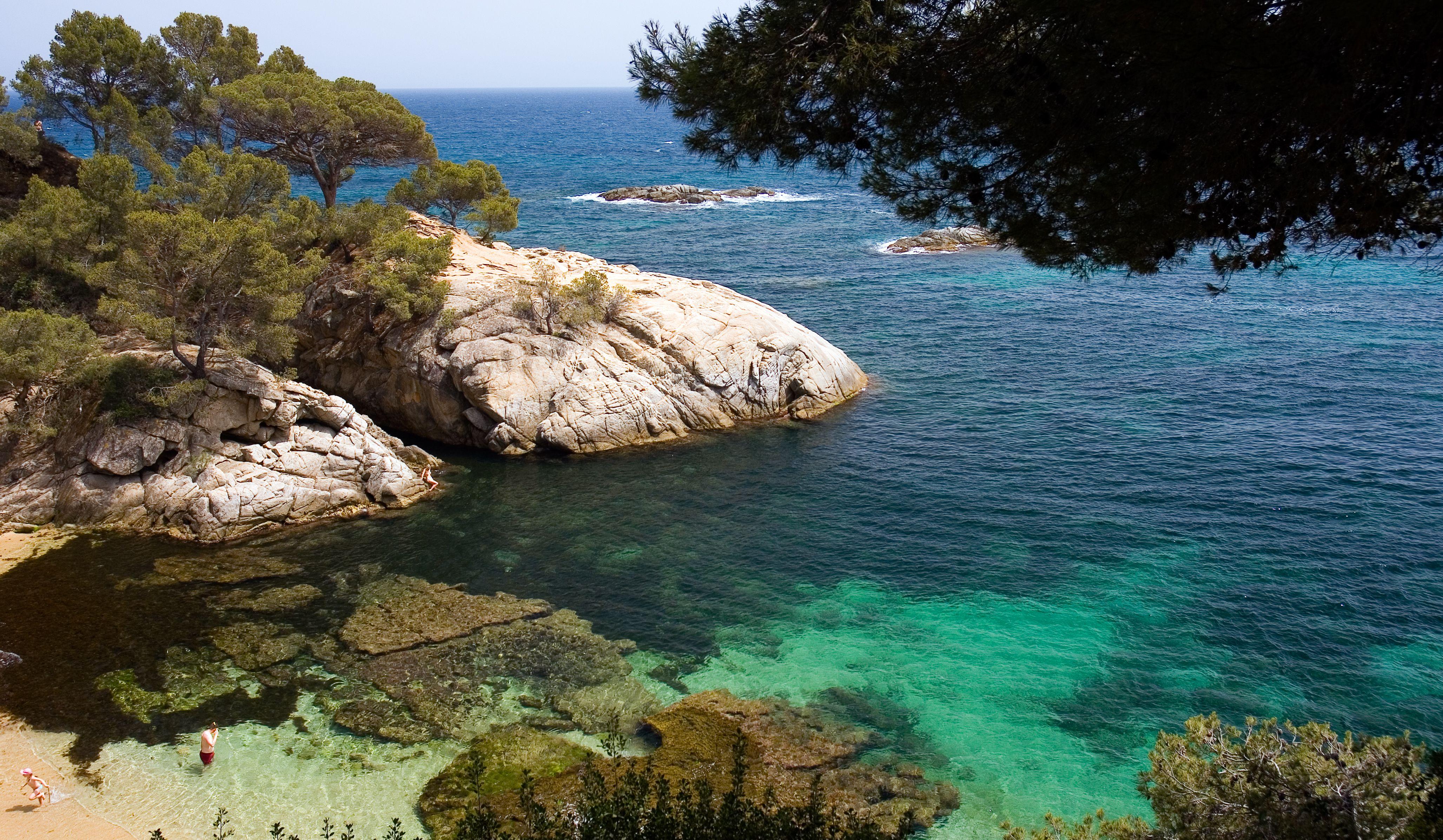 Beaches In Malaga Spain Youandsaturation Costa Brava Malaga Spain Andalusia Spain
