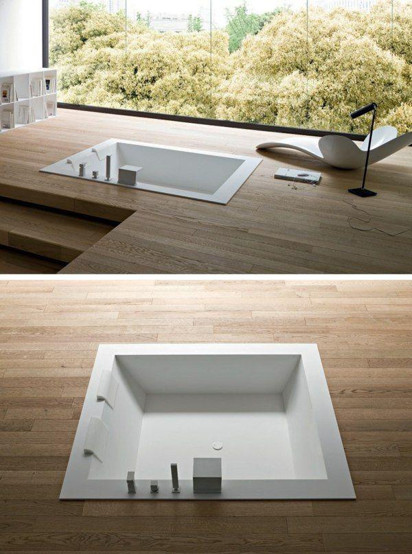 Unico badewanne eingebaut italienische m bel design ideen rund ums haus baden badewanne und - Italienisches badezimmer design ...