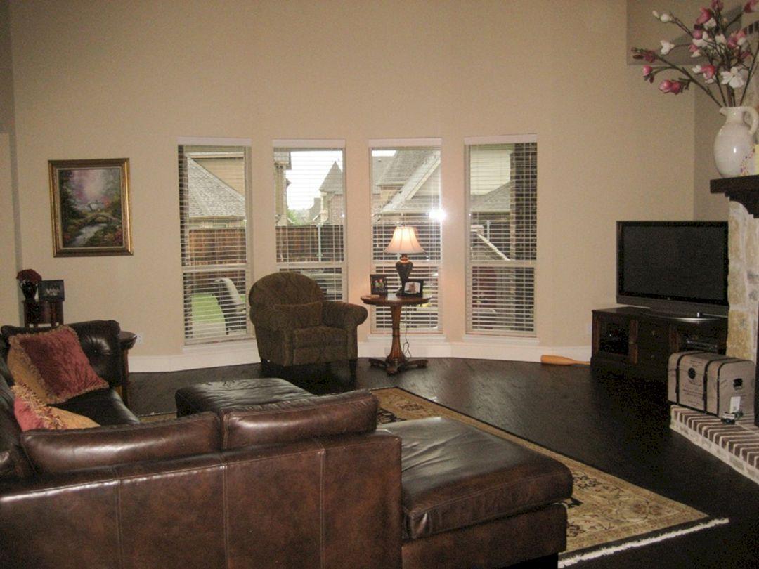 25 gorgeous living room with dark wood floors ideas