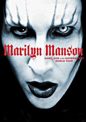 e feature captures the entire live shows of Marilyn Manson including the shows at Berlin, Moscow, Rome, Tokyo, London and New York. It also contains extra footage which was shot in Japan, Europe and Russia during his world tour. Viewers can enjoy a nearly
