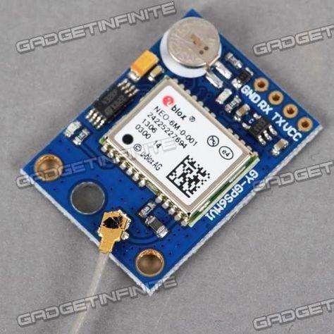 Arduino Ublox GPS | Arduino | Arduino, Circuit design, Gps
