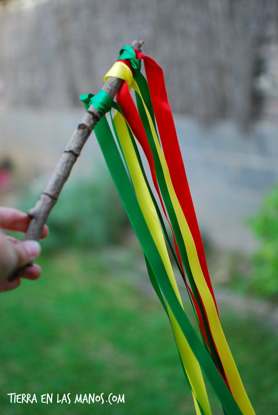 Cintas de viento 2 constru m pinterest for Como hacer molinos de viento para el jardin