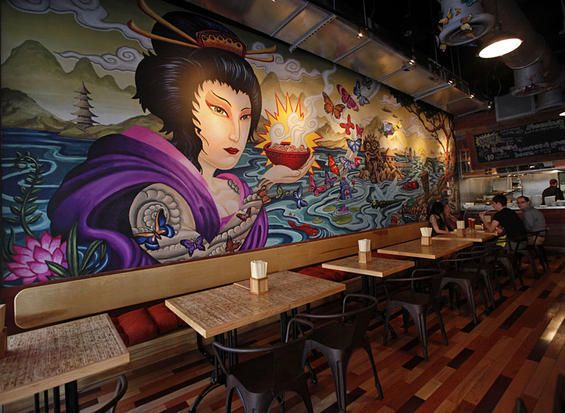 Funky Restaurants Funky Buddha Pairs With Kapow Kapow Noodle Bar In Boca Raton And Funky