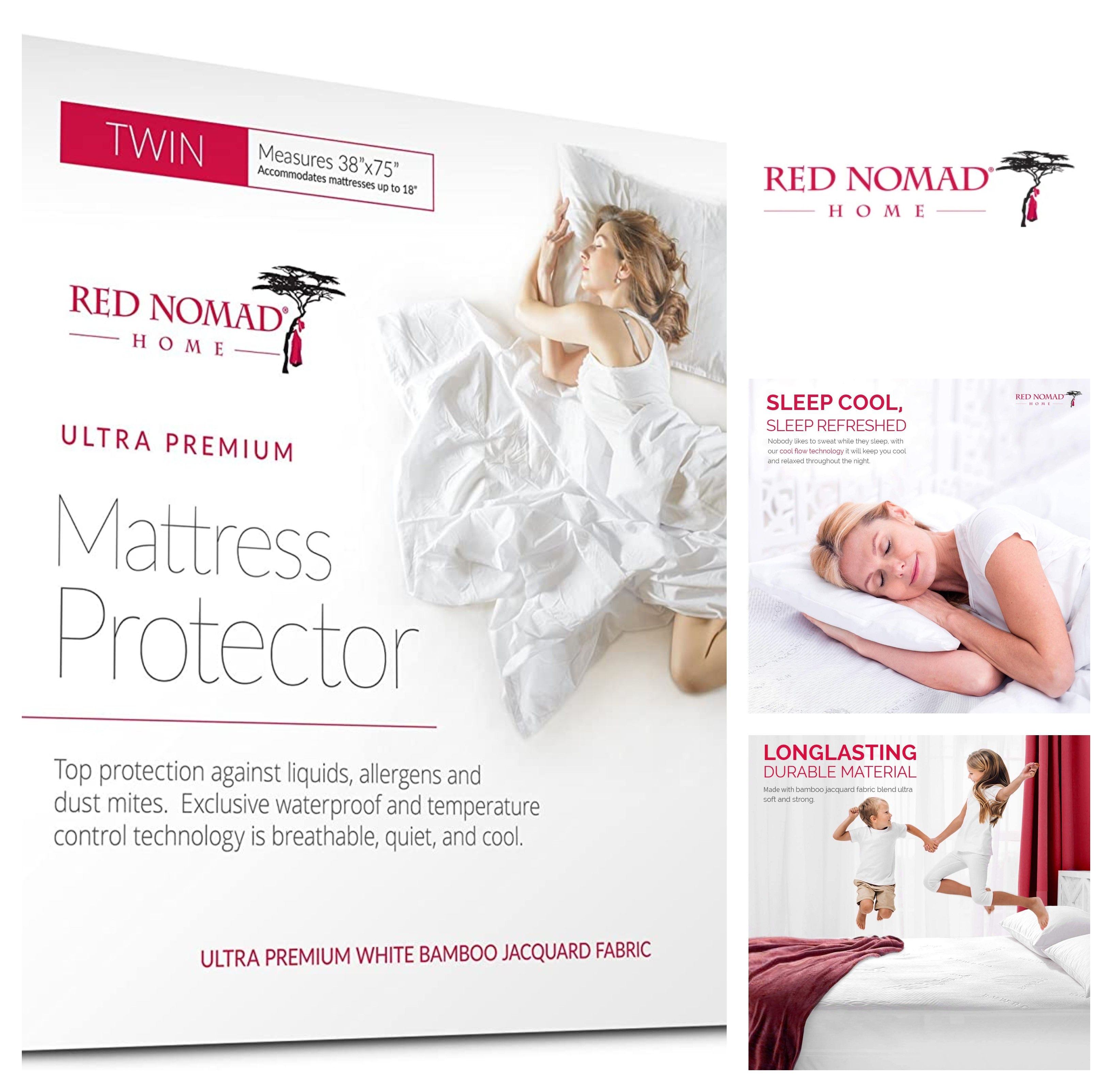 Is your mattress protector is spillproof? But is it also