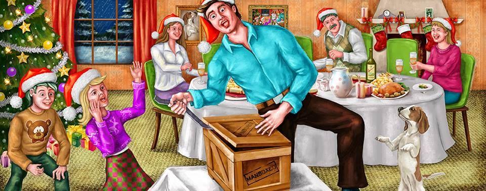 Manboxeo Vánoce