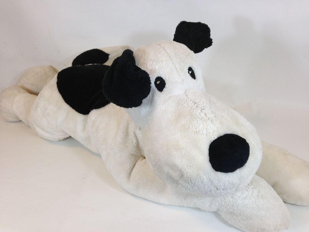 Ikea Beagle Ensta Puppy Plush Rare Large Dog Spot Laying 34 Long