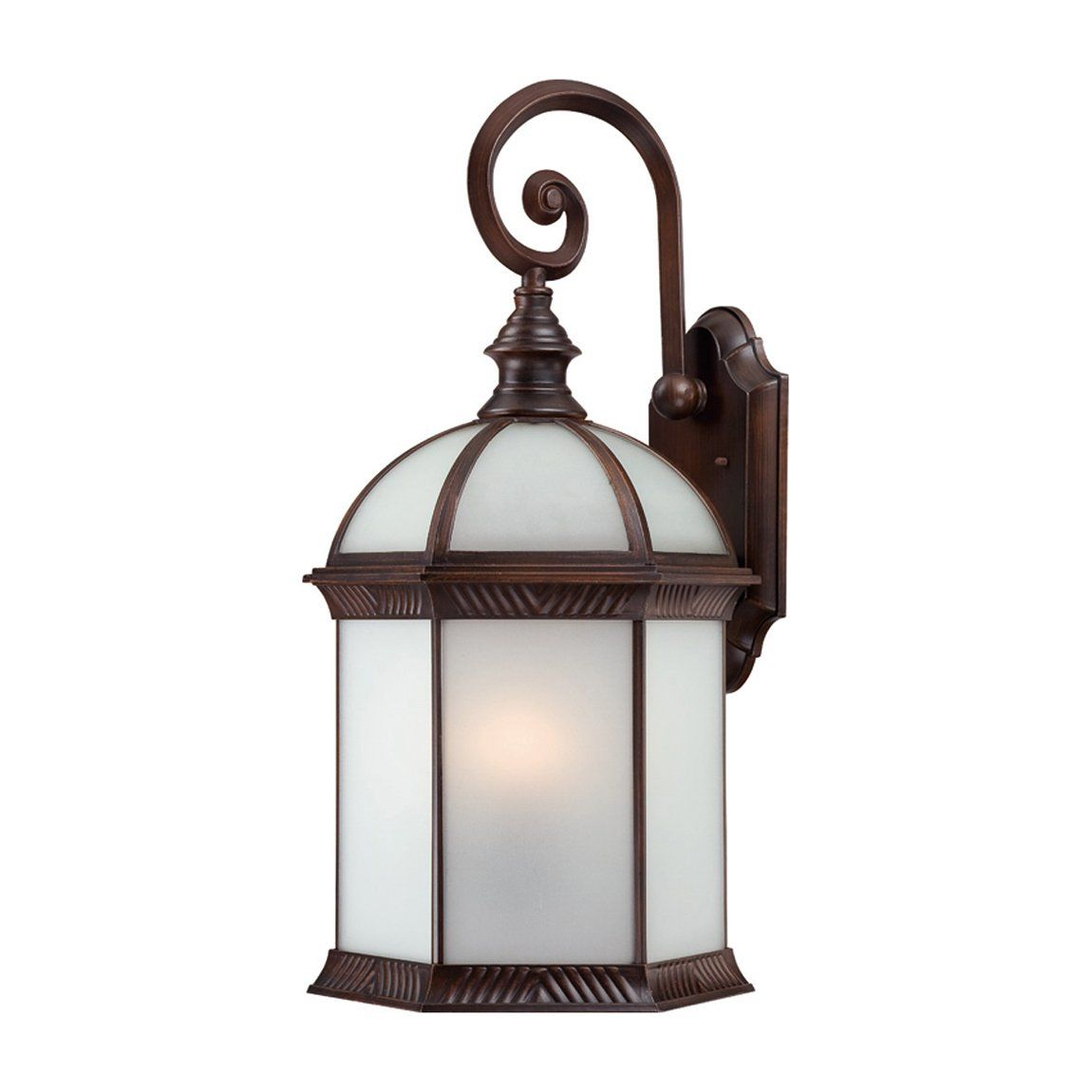 Outdoor Wall Light Accessories: Dus, To DawnNuvo Lighting 60-498 Boxwood ES 1 Light 26-in