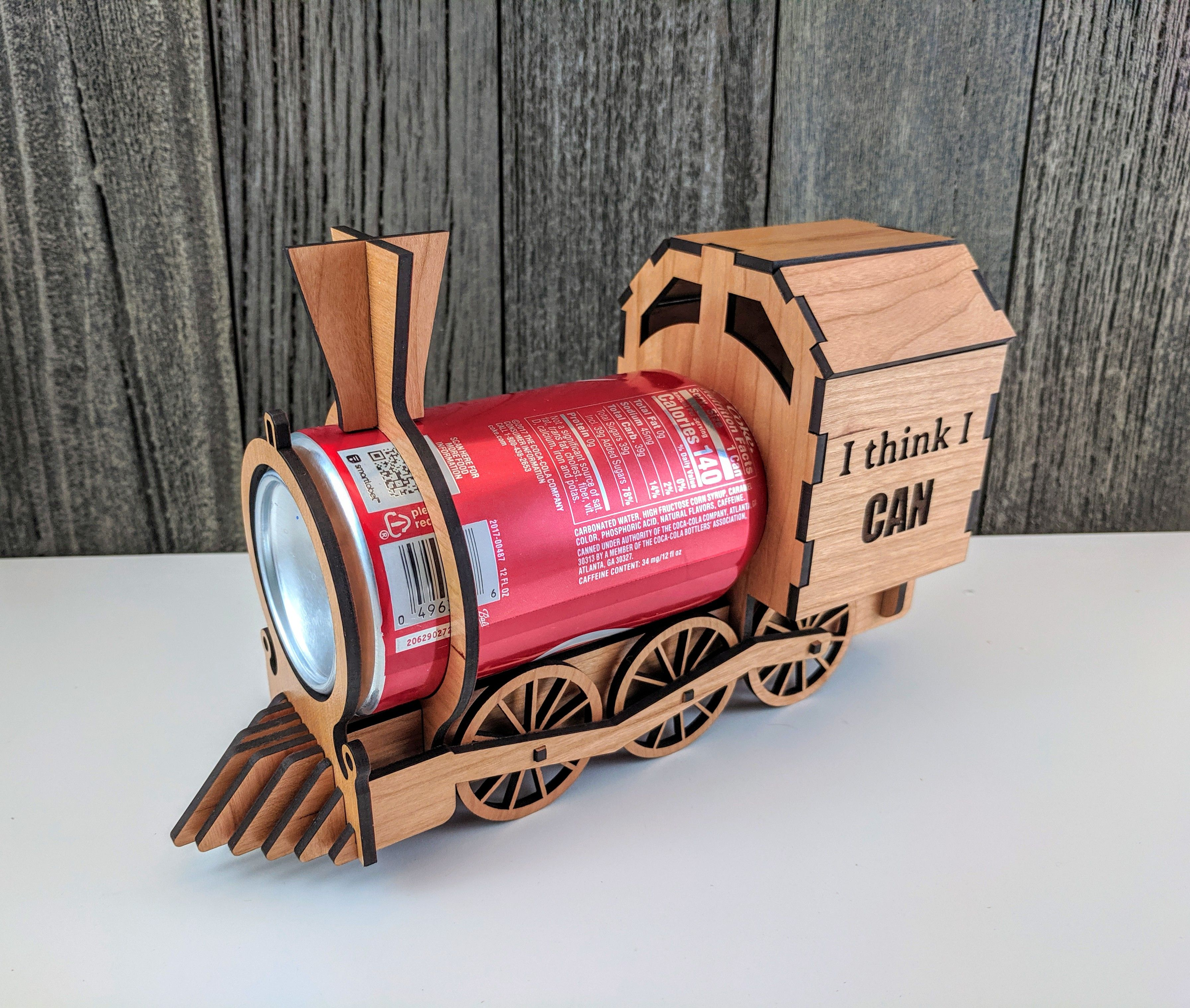 The Little Can That Can