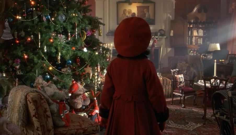 Love This Christmas Scene From Miracle On 34th Street Miracle