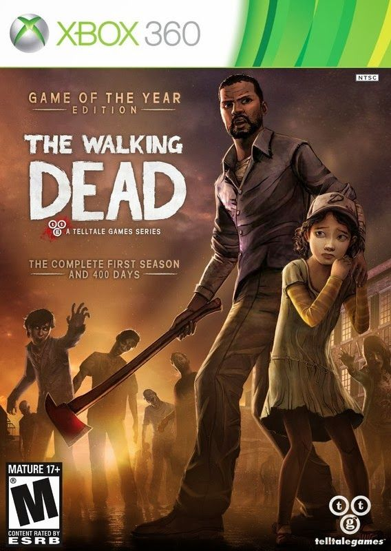 The Walking Dead Game Of The Year Edition Xbox360 Game Download