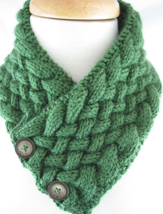 Caron Simply Soft Free Patterns | Handknit Caron Simply Soft Green ...