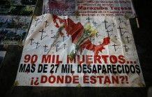 Le sparizioni di Città del Messico.  Ogni anno in Messico ci sono migliaia di desaparecidos. E neppure i quartieri ricchi della capitale sembrano al sicuro. (Reuters/Tomas Bravo)