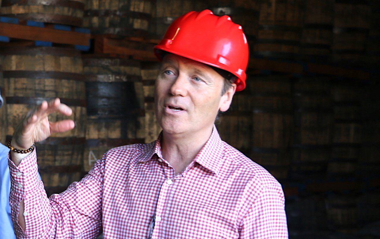 Rummakers report rising sales French cognac, Barbados