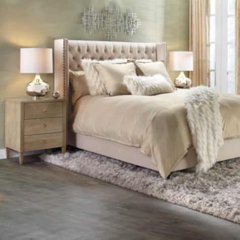 Corseca Blanket Collection   Ivory From Z Gallerie
