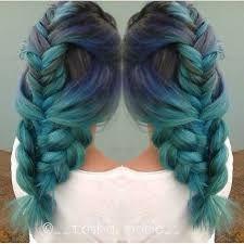 Image result for mermaid braids