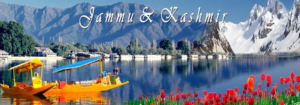 Capital Of Jammu Kashmir Valley Located In The