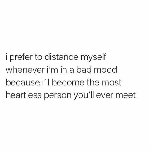 Bad Mood Quotes