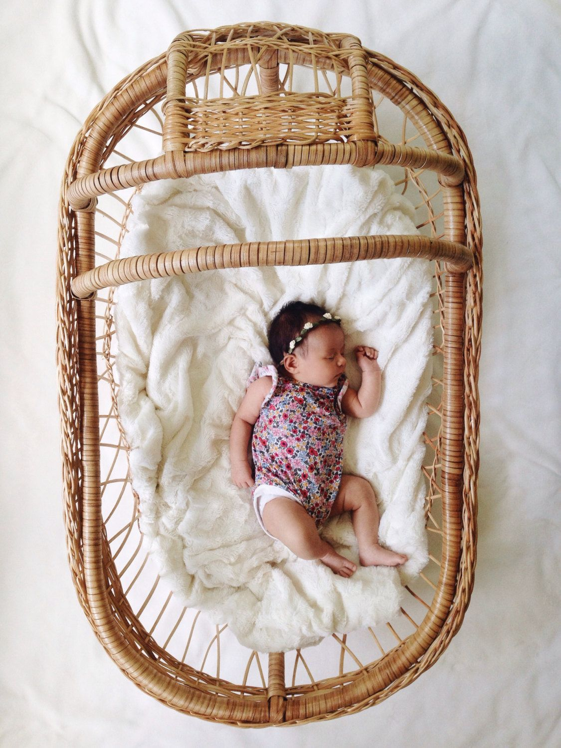 The Cutest Woven Baby Baskets By Design Dua Bedding And Room