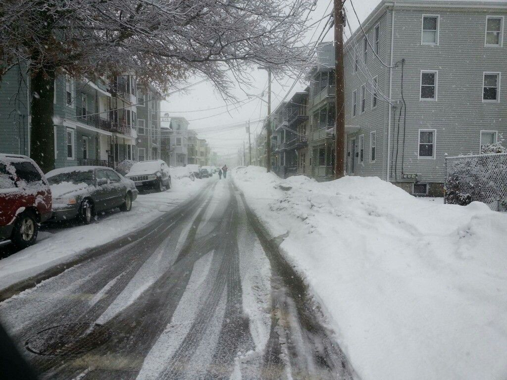 Winter Time New Bedford Ma New Bedford Bedford Massachusetts Bedford Ma