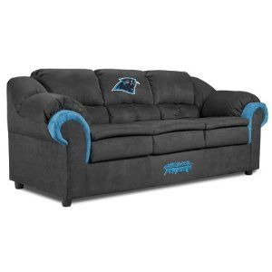 Carolina Panthers Couch Need This For