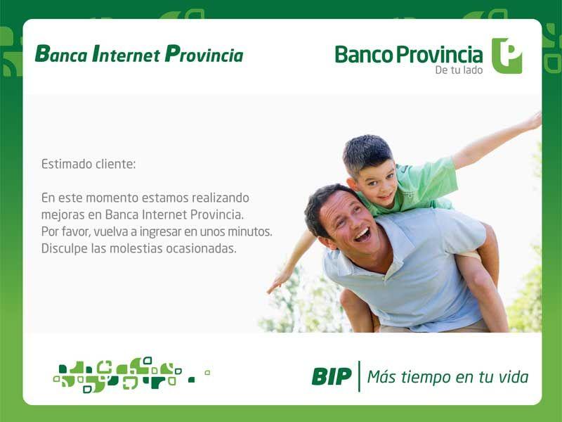 Banco De La Provincia De Buenos Aires Bip Provincia Se Bueno