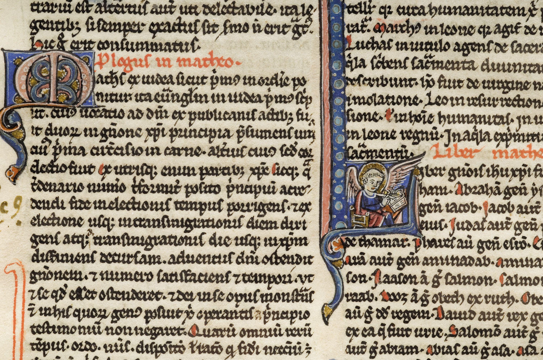 Resultado de imagen para 13th century bible