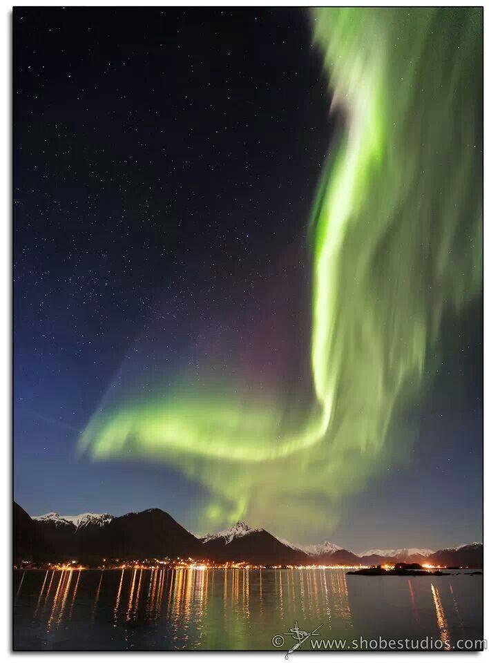 Northern Lights, Sitka, Alaska | Alaska | Northern lights
