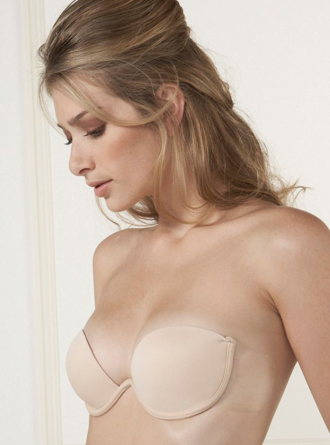 c0ebe3619dbd7 Backless strapless bra | 20s to 50s | Backless bra, Boux avenue ...