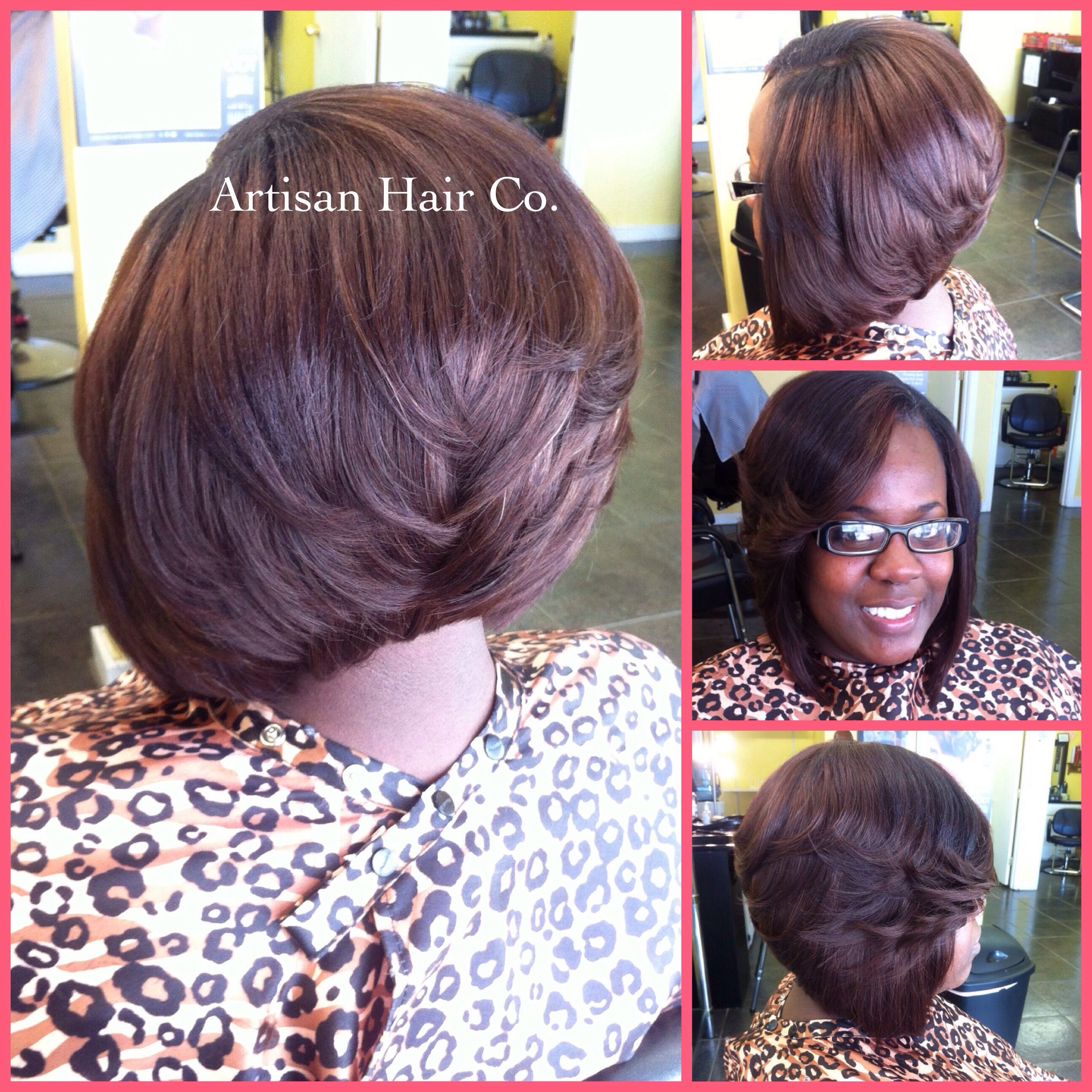 Quick Weave With Bangs HD s Gallery Weaves