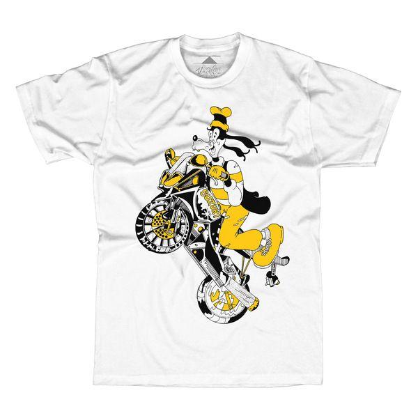 [PRE-ORDER] Lil Ugly Mane: Goofy (White) T-Shirt | Thunder Zone | Online Store, Apparel, Merchandise & More