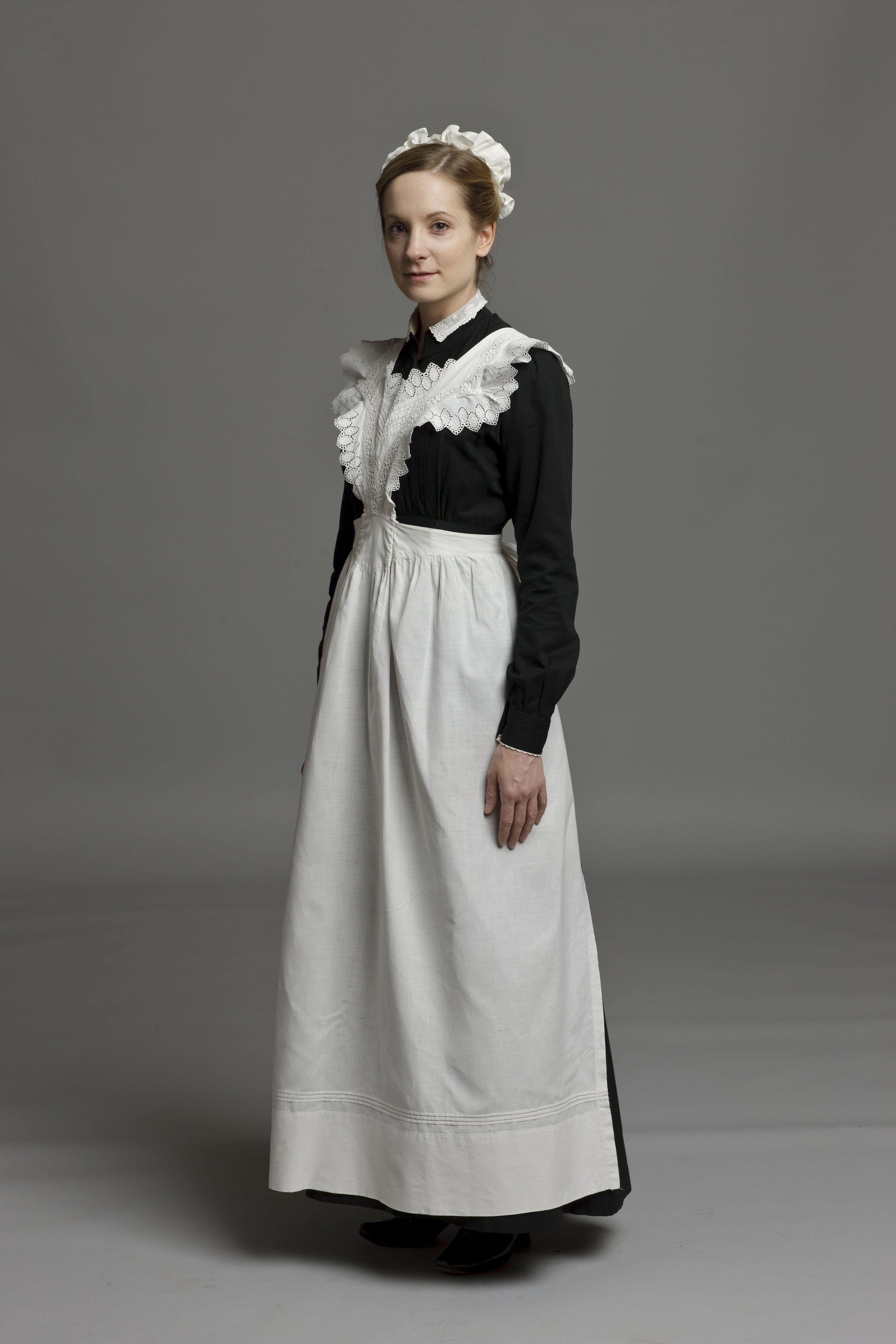 Downton Abbey S1 Joanne Froggatt as \