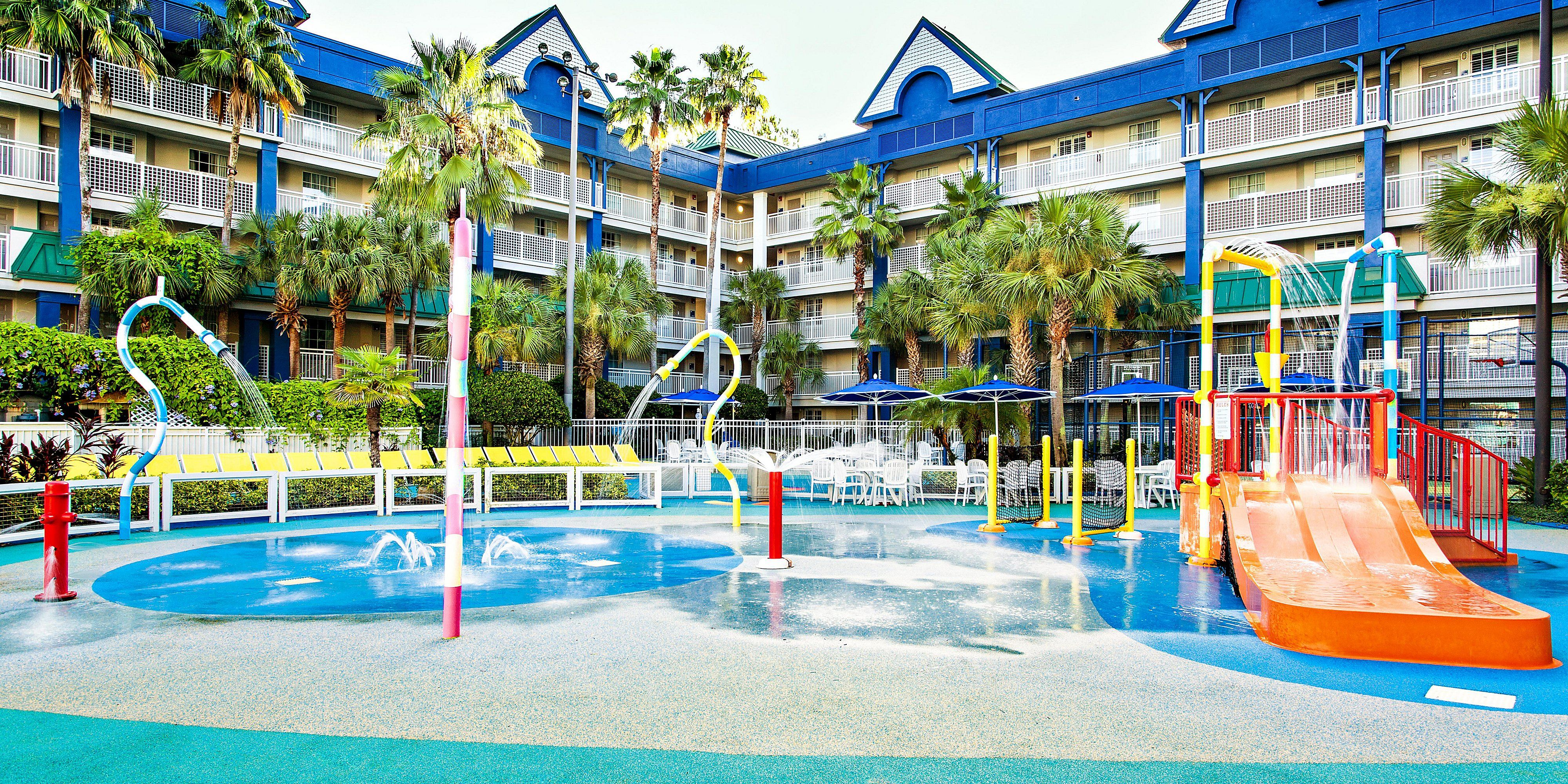 Holiday Inn Resort Orlando Suites Waterpark Hotel by IHG
