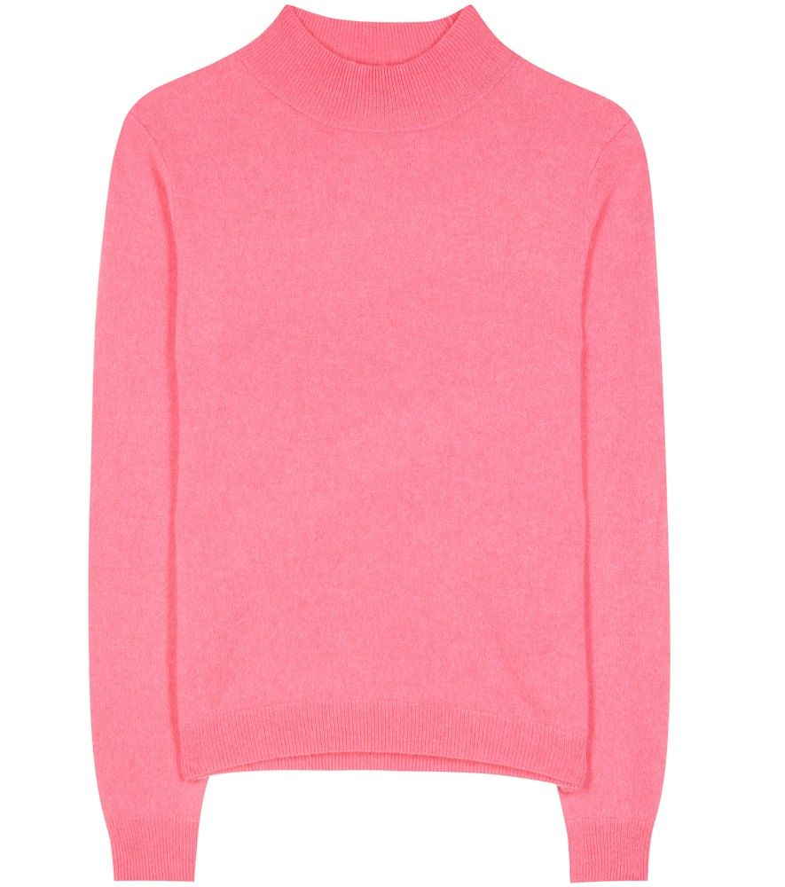 81hours - Cit cashmere sweater - The pink Cit sweater is a piece ...