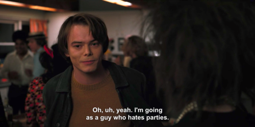 What Had Happened Was Movie Quote: Imagem De Stranger Things, Quotes, And Charlie Heaton