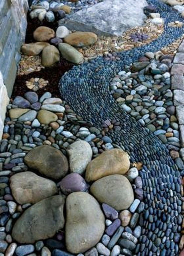 80 Favourite Side House Garden Landscaping Decoration Ideas With Rocks is part of Rock garden landscaping, Rock garden design, Rock garden, Pebble landscaping, Landscaping with rocks, Backyard landscaping - Home landscape is a matter that needs to be observed when designing a house  Place the building, the yard outside or inside, front or back also thought well  This was tried so that the house has a rotation and a… Continue Reading →