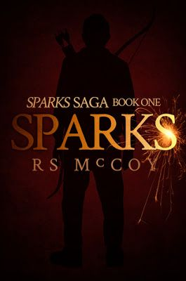 Sparks by R.S. McCoy - #Coming_of_Age, #Epic, #Fantasy, 5 out of 5 (exceptional)  (September)
