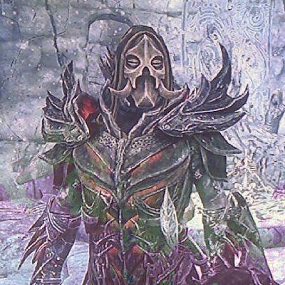 Skyrim The Mask Is The Last Of The Dragon Priests Konahrik Dragon Priest Elder Scrolls Skyrim