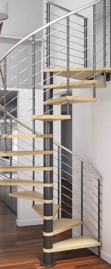 Best Compression Series Configurable Spiral Stair Paragon 640 x 480