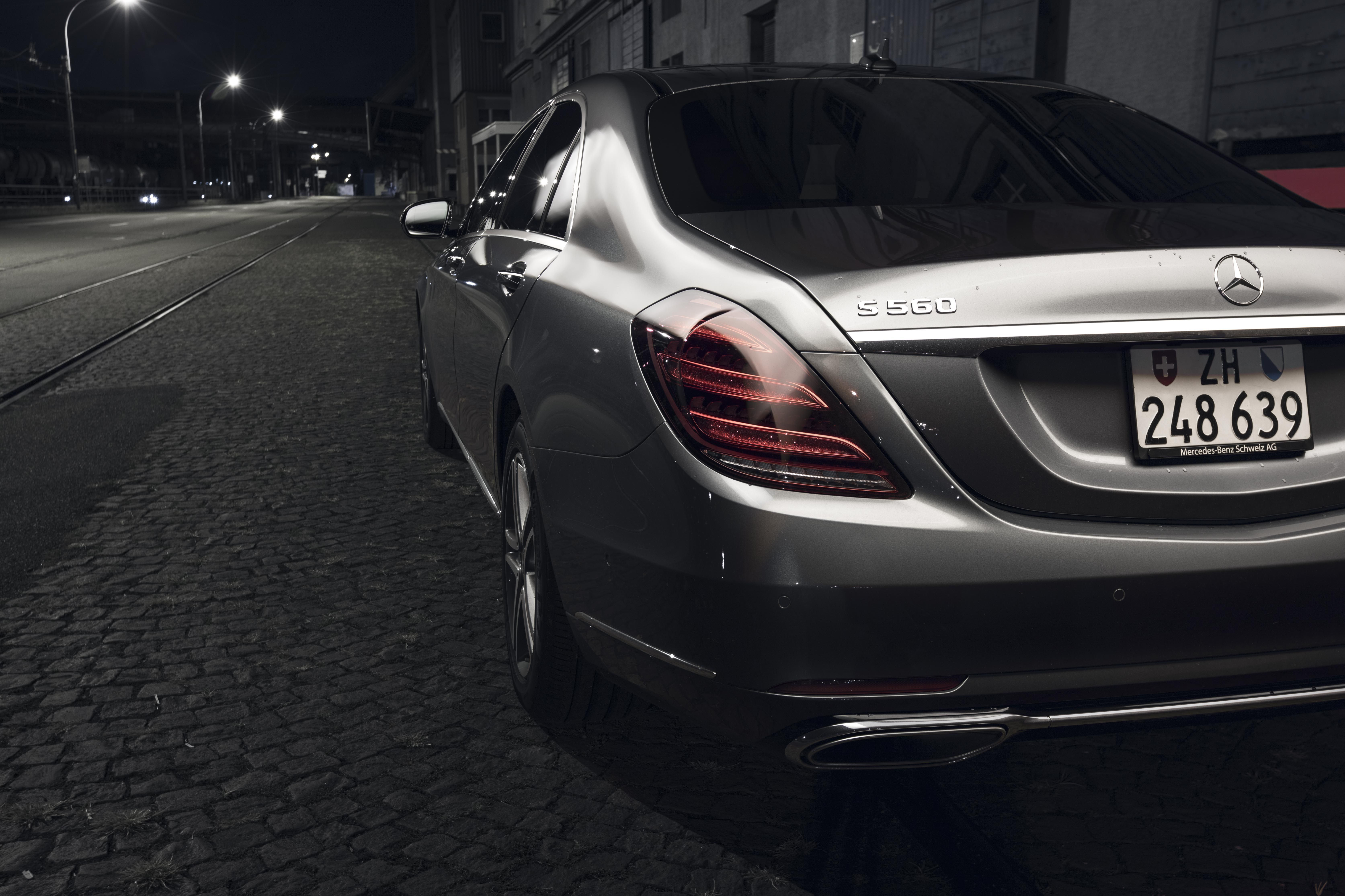 The New S Class Automotive Benchmark In Efficiency And Comfort