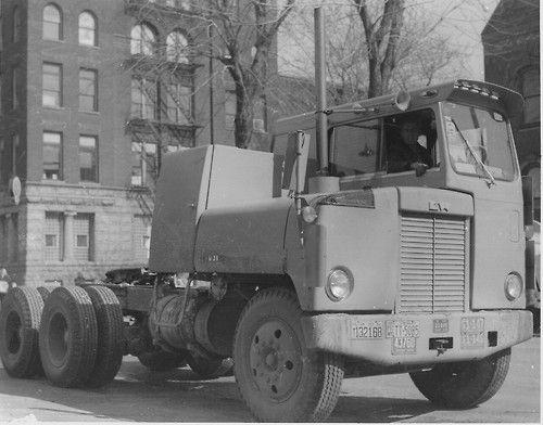 1955 Coe Kenworth Half Cab Half Cabs Cbe Trucks