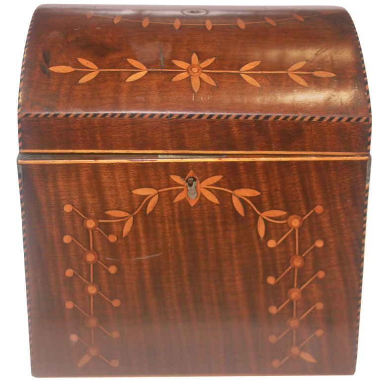 1stdibs.com | A Superb Tea Caddy.