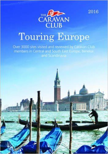 Touring europe: guide to touring and over 3000 sites visited and.