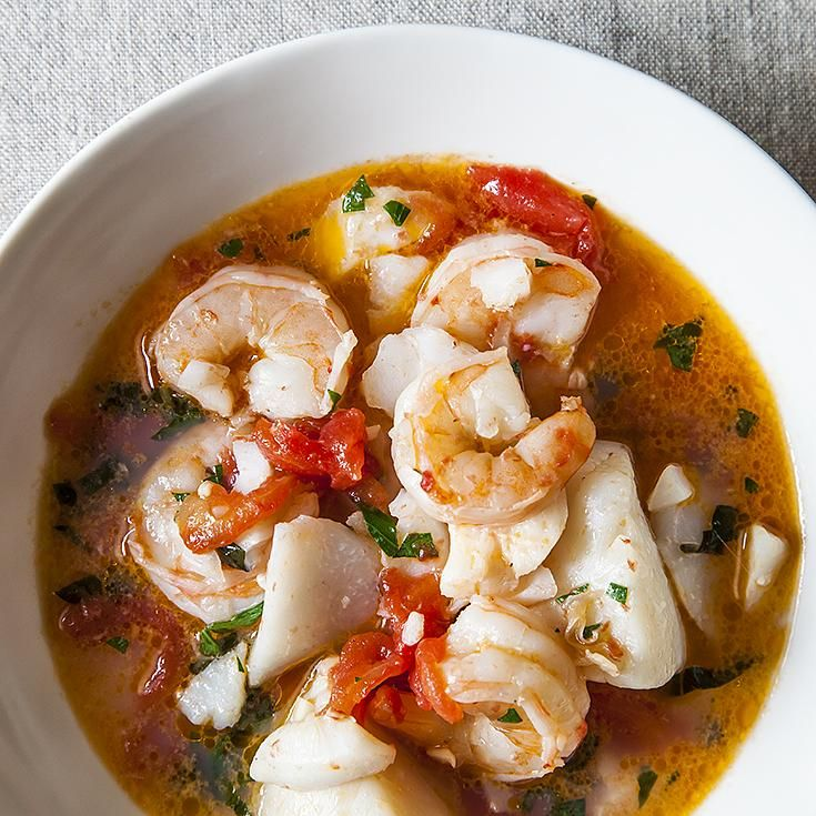 Dad's Favorite Seafood Stew Recipe on Food52