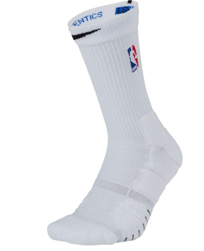 big sale f652b 4d7d6 Nike NBA Elite Quick Crew Basketball Socks All-Sports Casual L Large Shoe 8- 12  Nike  Basketball