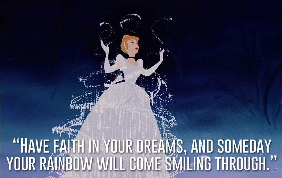 Cinderella, Cinderella | Quotes | Beautiful disney quotes ...