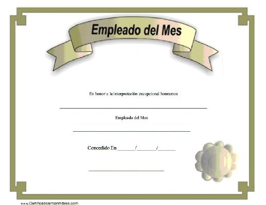 First Cash Otorga El Siguiente Reconocimiento Por Su Gran Labor Y Desempeno Siem Diplomas De Reconocimiento Certificados De Reconocimiento Formatos De Diplomas