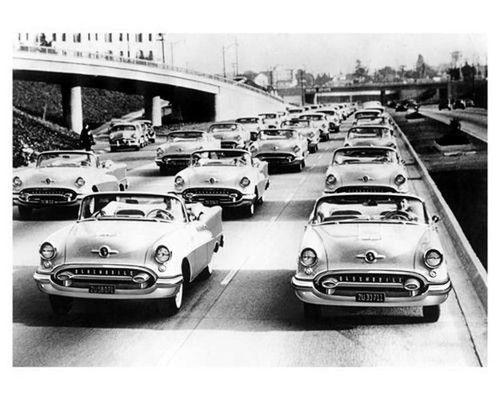 1955 Oldsmobile Ad
